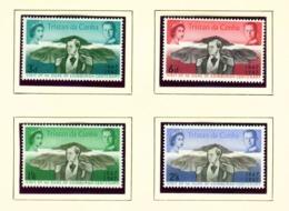 TRISTAN DA CUNHA  - 1967 Duke Of Edinburgh Visit Set Unmounted/Never Hinged Mint - Tristan Da Cunha