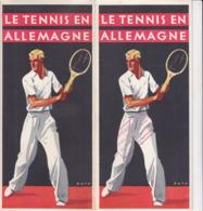 Cl 8) Publicités > Dépliants Touristiques > En Français  (Format 21 X10) - Tourism Brochures