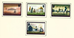 TRISTAN DA CUNHA  - 1969 Gospel Propagation Set Unmounted/Never Hinged Mint - Tristan Da Cunha