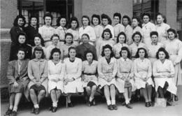 VINCENNES LYCEE 1943 PHOTO ORIGINALE FORMAT 14 X 9 CM - Lugares