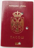 Republic Of Serbia,  Passport 4) - Documenti Storici