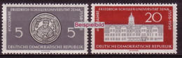 DDR 647-648 Briefmarken Postfrisch ** (BA1) - DDR