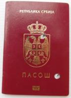 Republic Of Serbia,  Passport 7) - Documenti Storici