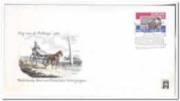 Nederland 1980, Day Of The Stamp - Period 1980-... (Beatrix)