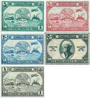 Ref. 55384 * NEW *  - JORDAN . 1949. 75th ANNIVERSARY OF UPU. 75 ANIVERSARIO DE LA UPU - Jordania