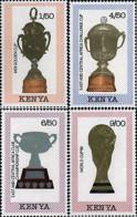Ref. 27548 * NEW *  - KENYA . 1990. FOOTBALL WORLD CUP. ITALY-90. COPA DEL MUNDO DE FUTBOL. ITALIA-90 - Kenya (1963-...)