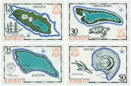 Ref. 44216 * NEW *  - KIRIBATI . 1984. KIRIBATI ISLAND. ISLA DE KIRIBATI - Kiribati (1979-...)