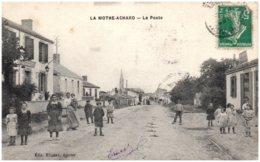 85 LA MOTTE-ACHARD - La Poste - La Mothe Achard