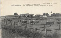 70 Haute Saone Depot De Remonte Vue Generale Des Parcours - Other Municipalities