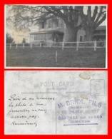 """CPA A Identifier. Certainement Le Domaine De """"Bras-d'Argent"""" à Berthez Par Auros (Gironde)...K069 - Cartoline"""