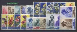 SAN MARINO  1957 -- Annata Completa   --- Complete FINE **MNH - Full Years
