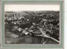 CPSM Dentelée - BRIAUCOURT (70) - Vue Aérienne Du Bourg En 1973 - Other Municipalities