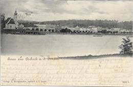 1900/05 - Aschach An Der Donau , Gute Zustand, 2 Scan - Eferding