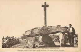 DOLMENS & MENHIRS - CARNAC - Le Dolmen - 36 - Dolmen & Menhirs