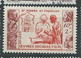 SAINT-PIERRE-ET-MIQUELON N° 344 ** TB  4 - St.Pierre Et Miquelon