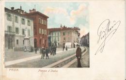 PAVIA-PIAZZA D'ITALIA - Pavia
