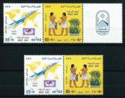 Egipto Nº A-97/8 (2 Series) Nuevo Cat.14€ - Aéreo
