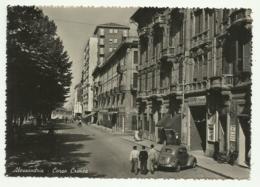 ALESSANDRIA CORSO CRIMEA  VIAGGIATA FG - Alessandria