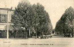 93  PANTIN   AVENUE DU CIMETIERE PARISIEN - Pantin