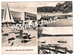 Gruss Aus Neuglobsow (z6124) - Neuglobsow