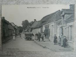 MONTLIVAULT              GRANDE RUE - France