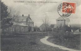 CPA Ile De Tatihou Vue Du Parc Château D'Eau Et Laboratoire - Andere Gemeenten