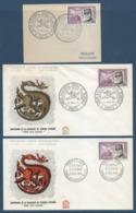 France - FDC - Premier Jour - Union Nationale Chars Et Blindes - 1960 - 1960-1969