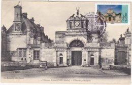 CARTE MAXIMUM:FRANCE: CHATEAU D'ANET :Architecture De La Renaissance: 1er Jour: 27 Mars 2015 (NEUVE) - 2010-...