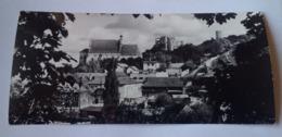 POLAND, KAZIMIERZ DOLNY CHURCH CASTLE 1962 (10,5x22cm) - Polonia