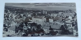 POLAND, KAZIMIERZ DOLNY CITY MARKET VISTULA RIVER 1962 (10,5x22cm) - Polonia