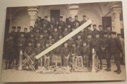 1920/1940 Zouaves Musique 4 Eme Regiment Clique Nouba Tunisie Armée Afrique Colonies Coloniaux 3cph - War, Military