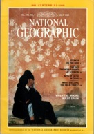 ZXB+ National Geographic - July 1988 - Histoire