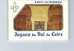 France Album JOYEUX Du Val De Loire  AZAY LE RIDEAU    10 Photos - France