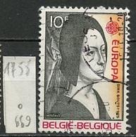 Belgique - Belgium - Belgien 1975 Y&T N°1758 - Michel N°1819 (o) - 10f EUROPA - Used Stamps