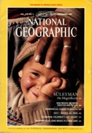 ZXB+ National Geographic - November 1987 - Histoire