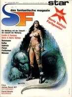 ZXB+ SF Star. Das Fantastische Magazin 6/7 1983 - Film & TV