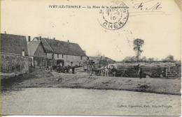 IVRY LE TEMPLE  La Mare De La Commanderie - France