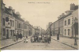 CREIL  Rue De La République - Creil