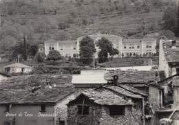 PIEVE DI TECO-IMPERIA-OSPEDALE-CARTOLINA VERA FOTOGRAFIA NON VIAGGIATA ANNO 1950-1958 - Imperia
