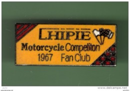 CHIPIE *** MOTORCYCLE COMPETTION 1967 *** FAN CLUB *** 5019 - Trademarks