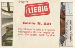 6 Chromos Liébig : Italie : Cacciatori Di Microbi ,  Sciences Médecine     ///  REF  OCT. 19 - Liebig
