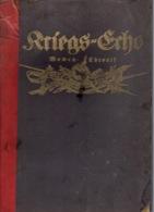 ZXB+ Kriegs-Echo, Wochen-Chronik, 8. Band 1917, 256 Seiten - Bücher, Zeitschriften, Comics