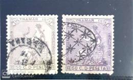 Cuba N 29 Y 29A. - Cuba (1874-1898)