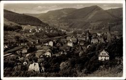Cp Kirn An Der Nahe In Rheinland Pfalz, Blick Auf Den Ort Von Osten, Berg - Allemagne