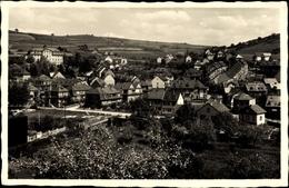 Cp Kirn An Der Nahe In Rheinland Pfalz, Blick Auf Den Nordteil Vom Ort - Allemagne