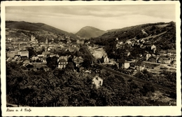 Cp Kirn An Der Nahe In Rheinland Pfalz, Gesamtansicht Der Ortschaft - Deutschland