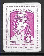 FRANCE 1177A Marianne De La Jeunesse Lettre Suivie - Frankrijk