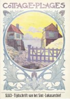 Waardevol Tijdschrift St-Lucasarchief Brussel 1995 / Inventaris Bouwkundig Erfgoed Villawijken Knokke-Heist & Duinbergen - Tijdschriften