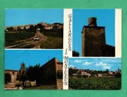 30 Gard Gallargues Le Montueux  Carte Postale Multivues - Gallargues-le-Montueux