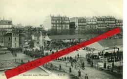 PARIS- MARCHE Aux CHEVAUX (Vue Sur Les Immeubles Du Blvd St-Marcel) - District 13